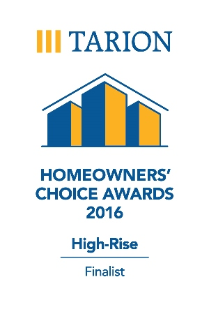 Tarion homeowners 39 choice awards finalist domicile blog for Homeowner choice